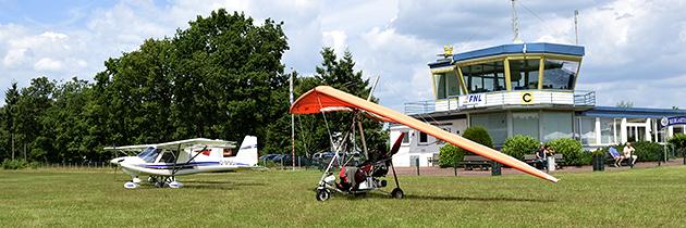 Flugplatz Klausheide