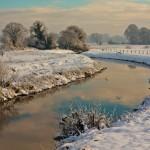 Vechte_Quendorf_Winter